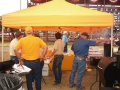 Cook Out Day at MoBetta Stampede PRCA Rodeo with Ag Risk Management & Insurance of Apache Oklahoma